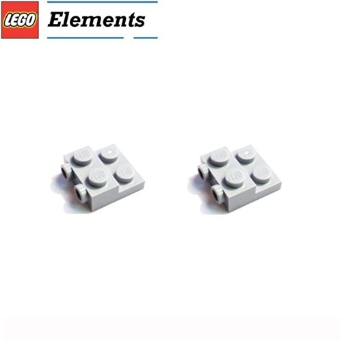 Lego Parts: Plate, Modified 2 x 2 x