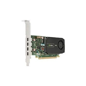 Hewlett Packard HP C2J98AT Quadro 510 2 GB DDR3 PCIe Perfil ...
