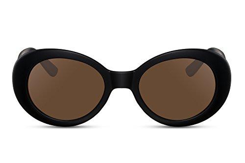 de Cobain Gafas protección Negro2 Sol Cheapass Gafas de Kurt Sol Vintage UV400 qBWX60w