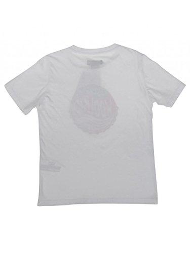 Wktee1224 T Cotone White In shirt Woolrich dIYxFqw7w