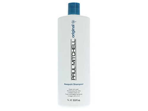 Paul Mitchell Awapuhi Shampoo, 33.8-Ounce Bottle