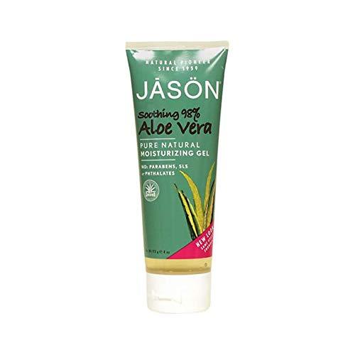 - Jason Gel Aloe Vera 98% Tube, 4 oz