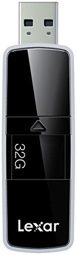 Lexar JumpDrive P20 32GB 32GB USB 3.0  Type-A Black USB flas