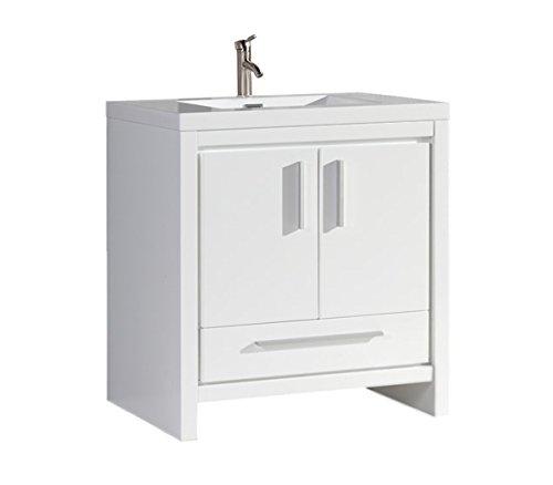 Furniture Ensembles Veneer (MTD Vanities MTD-MI36W-N 36