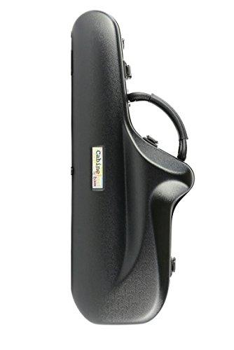 BAM (France) Cabine Alto Saxophone Case - Black
