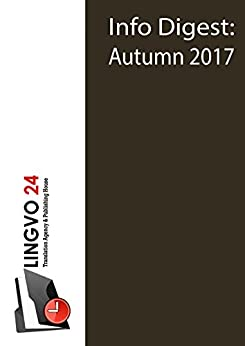 Info Digest: Autumn 2017 by [Lingvo 24, Lingvo 24]