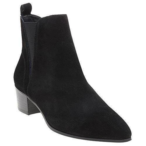 Hally Sole Black Boots Sole Hally qETxdOq