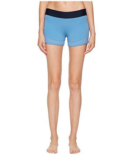 ホップ水族館空(アディダス) adidas レディースショーツ?短パン Hot Yoga Shorts CF9286 Blue XS