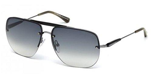 fedd577483508 lunettes de soleil tom ford tf 380 14b  Amazon.fr  Vêtements et ...