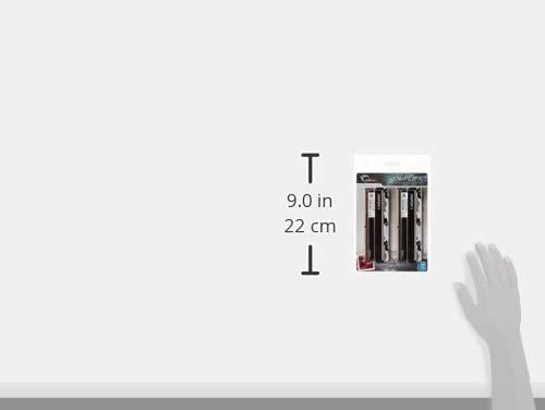 G.Skill F4-3200C16D-16GSX Sniper X Series 16GB (2 x 8GB) 288-Pin PC4-25600 / DDR4 3200 MHz Desktop Memory Gray