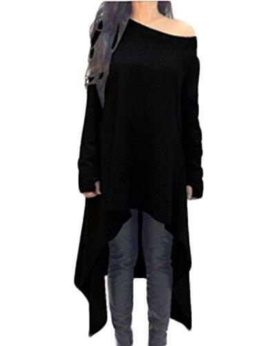 long black asian dress - 3