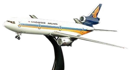 Modelpower 1/400 DC-10-30 Singapore Airlines (japan import)