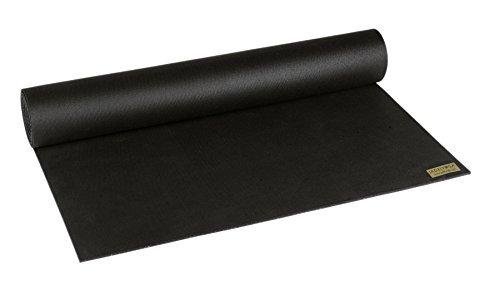 Jade Harmony Professional Yoga Mat; Extra-Long (Black) by JadeYoga