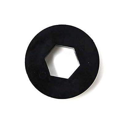 Aftermarket Pivot Ball Bottom Compatible with Polaris OEM # 5432871: Automotive