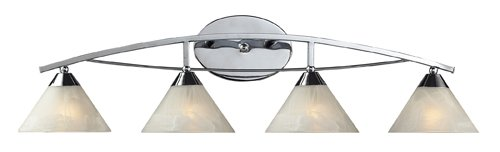 Elk 17024/4 Elysburg 4-Light Vanity In Polished Chrome