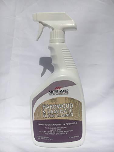 New Mohawk Hardwood and Laminate Floor Cleaner Spray Bottle 32 Fl oz.