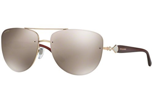 Bvlgari 0BV6086B 389/5A, Gafas de Sol Unisex-Adulto, Dorado ...