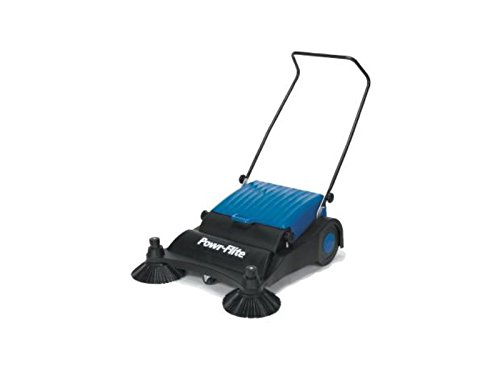 Powr-Flite PS320 Manual Push Sweeper, 32""