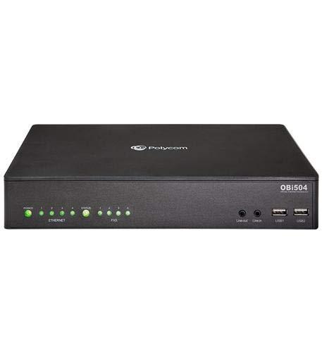 Polycom OBI 504 Voice Adapter 4 FXS ATA