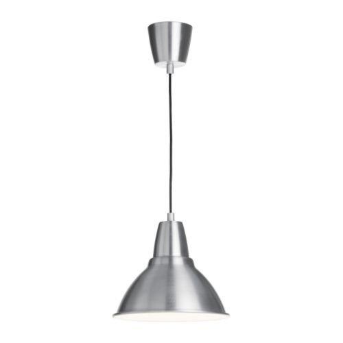 Lámpara de techo para IKEA, 25 cm, aluminio: Amazon.es ...