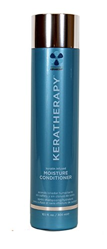 KERATHERAPY Keratin Infused Moisture Conditioner, 10.1 Fl Oz