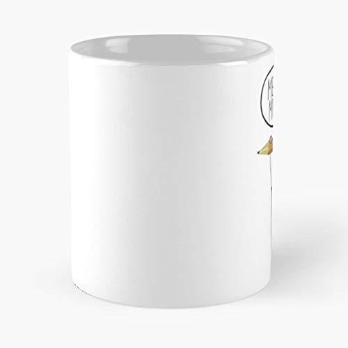 Spongebob Squarepants Me Hoy Minoy Mr Krabs - Morning Coffee Mug Ceramic Best Gift