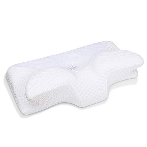 HOMCA Contour Memory Foam Pillow