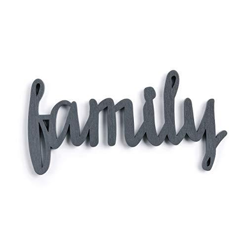 DEMDACO Honey Creek Home Family Word Magnet