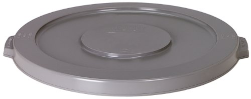 Continental 3201 Huskee 32 Gallon Round Trash Can Lid Only, - Trash Huskee Gallon 32 Can