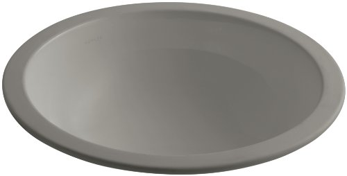 KOHLER K-2349-K4 Camber Undercounter Bathroom Sink, - Cashmere Rimming Self Bowl