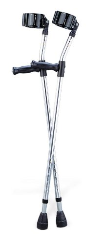 Medline G05161 Guardian Forearm (Guardian Adult Crutches)