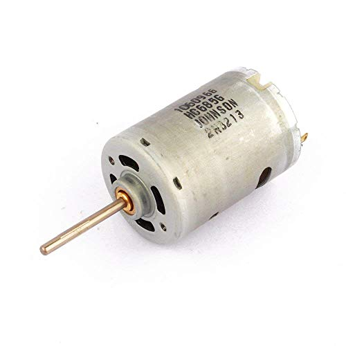 NW Powerful JOHNSON 545 DC motor long axis front ball bearing motor 12V  1 4A 23000 RPM high speed good for DIY Electric tool