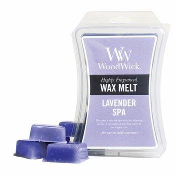 (WoodWick Lavender Spa Wax Melts)
