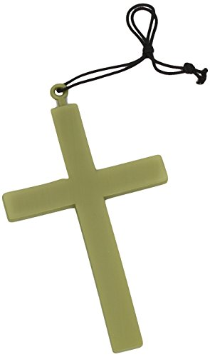 Rubie's Costume Co Plastic Monk Cross Costume (Halloween Accessories)