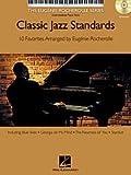 Best Hal Leonard Piano Jazzs - Hal Leonard Classic Jazz Standards Book/CD Eugenie Rocherolle Review