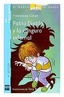 Pablo Diablo Y la Bomba Fetida - Francesca Simon
