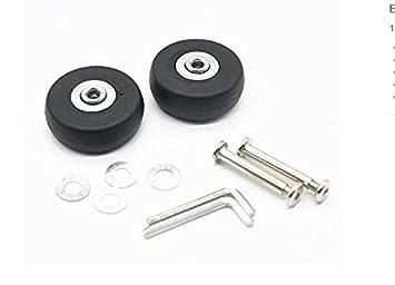 2 conjuntos de equipaje para ruedas ejes Deluxe Repair Tool: Amazon.es: Bricolaje y herramientas