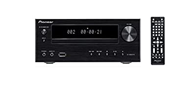 Pioneer X-HM21V-K Micro Component DVD/CD Receiver w/ Remote USB Line Input HDMI