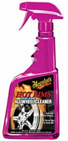 Meguiars G9524 24 Oz Hot Rims & Cool Care All Wheel Cleaner