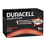 Duracell(R) Quantum Alkaline AAA Batteries, Pack Of 24, Case Of 6