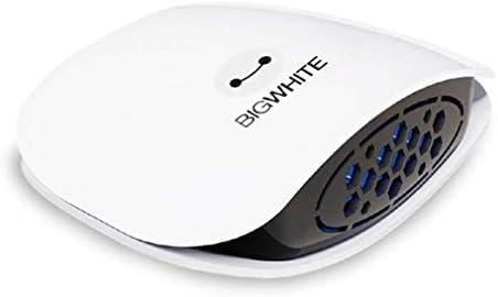 RLUJIUAP Inteligente Purificador de Aire e ionizador Que Protege ...