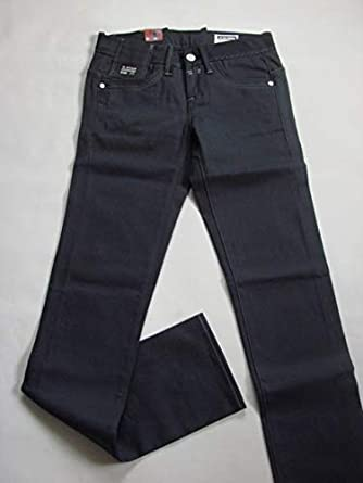 Jeans Pantalon Femme G Star Rex Straight Woman W26 L34