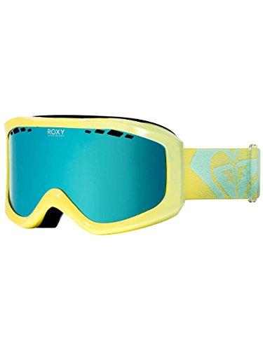 Roxy Sunset Masque de Snowboard Femme Lemon Tonic