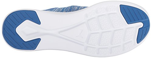 Hombre Ignite puma Flash Para Evoknit De Zapatillas Puma Blue Strong White Running xFOw4R04q