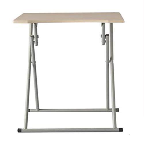 家庭用折りたたみテーブル/簡単なラップトップテーブル/学生の作業テーブル/ポータブルデスク/デスク折りたたみテーブル B07SQP9G7R