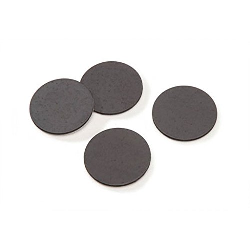 Flexible Magnets Round Adhesive Backing