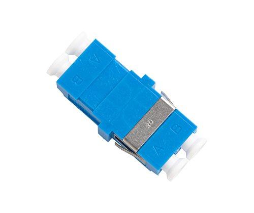 - Fluke Networks ADP-DUPLEXLC LC-LC duplex adapter