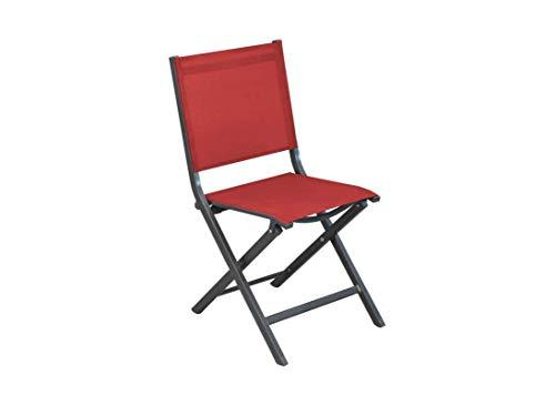 Gris de Théma TPEP Lot Pliantes chaises Proloisirs 6 q35A4LRj