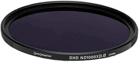 ProMaster ND1000x (3.0) 10ストップ 72mm ニュートラル(密度) デジタル HD