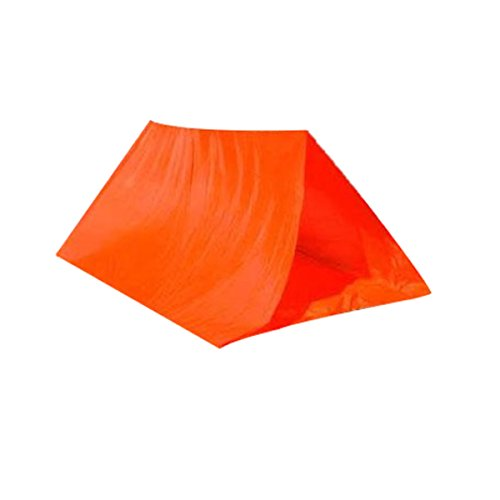 Emergency Outdoor Waterproof Pup/Tube Tent Camping/Hiking Gear Survival Shelter